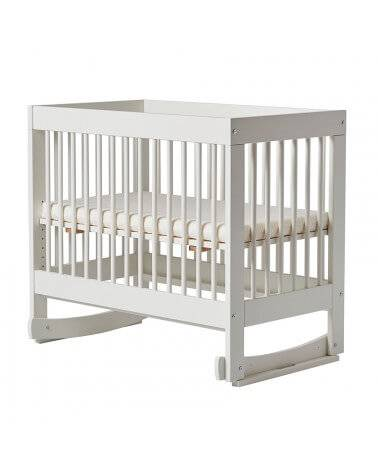 Lit bébé Basic 90x60 à bascule