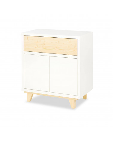 Commode scandinave Lydia