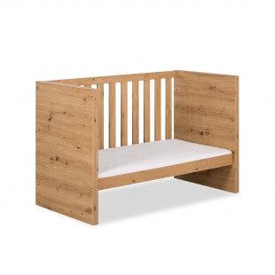 Lit bébé évolutif Amélia 120x60cm fonction canapé