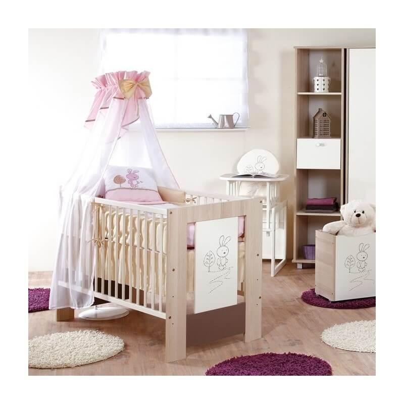 Chambre Pour Bebe Design Lapin Complete