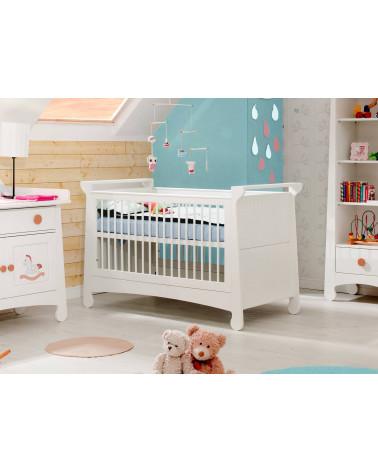 Chambre Bébé avec le Lit bébé évolutif Parole