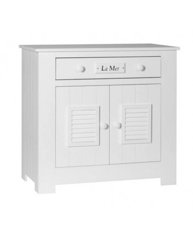 Commode Plage - Blanche