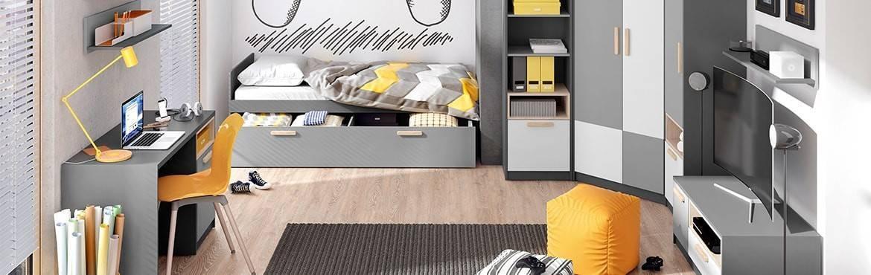 Collection Pok, chambre pour adolescent | Petite Chambre