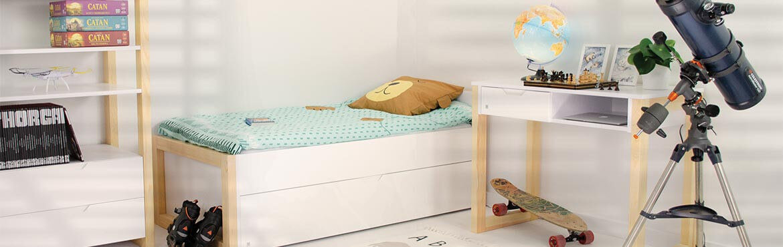 Chambre enfant collection WOODIE | Petite Chambre
